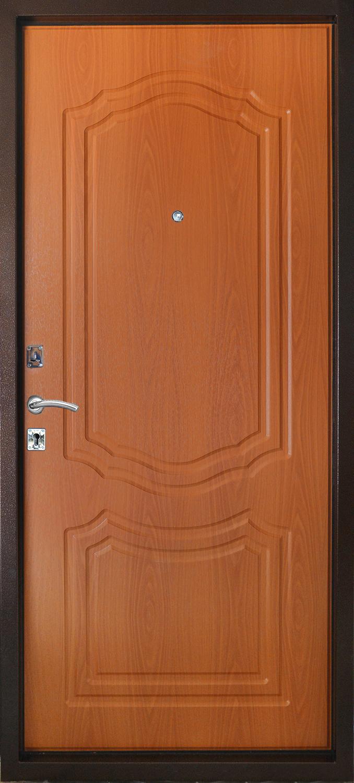 металлическая дверь 80 мм