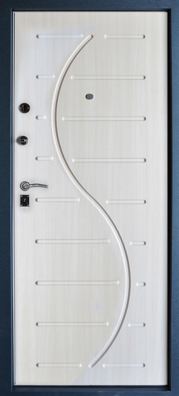 стальные двери 2000 80