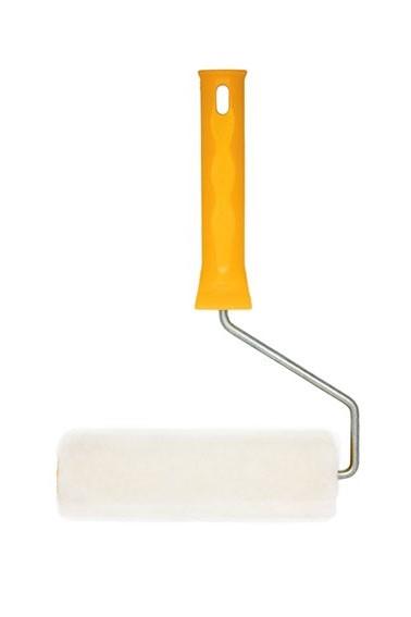 Валик малярный с ручкой АКОР Стандарт 180, натуральный мех, 6мм купить в Кемерово, Новокузнецке - Первомастер